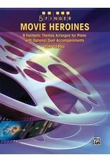 Alfred Movie Heroines arr. Tom Gerou 5 Finger