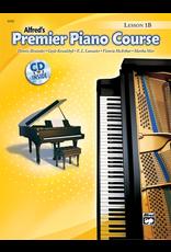 Alfred Alfred's Premier Piano Course Lesson Book 1B CD Included