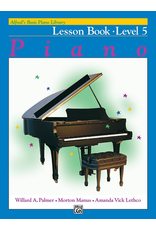 Alfred Alfred's Basic Piano Library Theory Book Level 5 *
