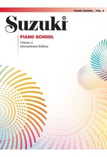 Alfred Suzuki Piano School Volume 4 Revised Edition