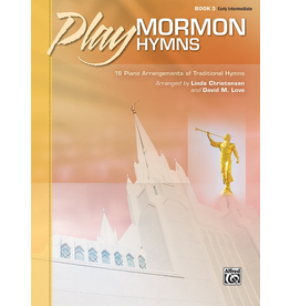 Alfred Play Mormon Hymns Book 3