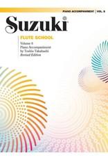 Alfred Suzuki Flute School Piano Acc., Volume 8