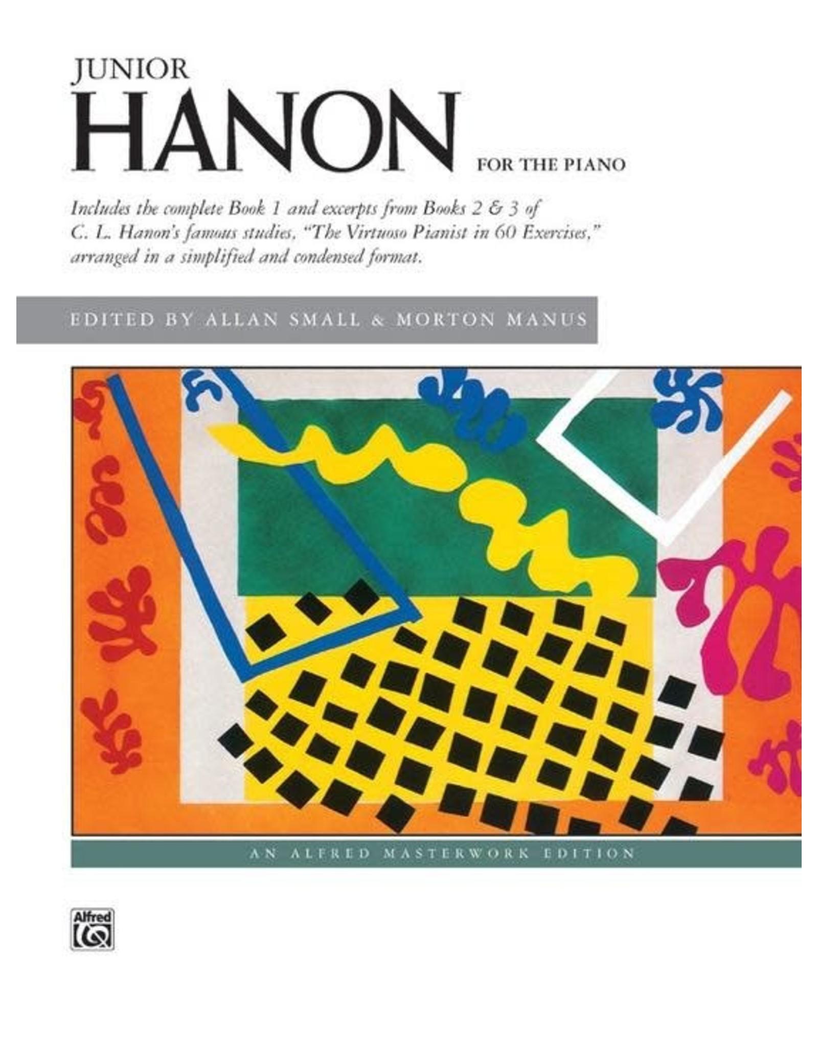 Alfred Junior Hanon - Simplified and Condensed Hanon ed. Allan Small and Morton Manus