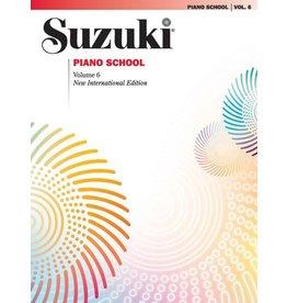 Alfred Suzuki Piano School Piano Book, Volume 6 New International Edition