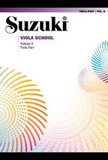 Alfred Suzuki Viola School Viola Part Volume 8 Revised Edition