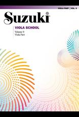 Alfred Suzuki Viola School Volume 9 Viola Part