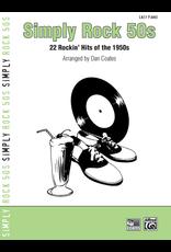 Alfred Simply Rock 50s - Arr. Dan Coates