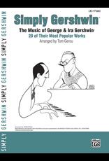 Alfred Simply Gershwin arr. Tom Gerou