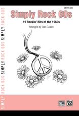 Alfred Simply Rock 60s - Arr. Dan Coates