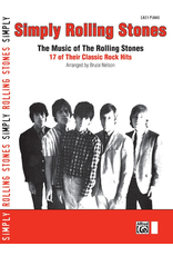 Alfred Simply Rolling Stones Piano arr. Bruce Nelson