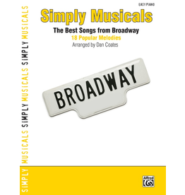Alfred Simply Musicals - Easy Piano Solos