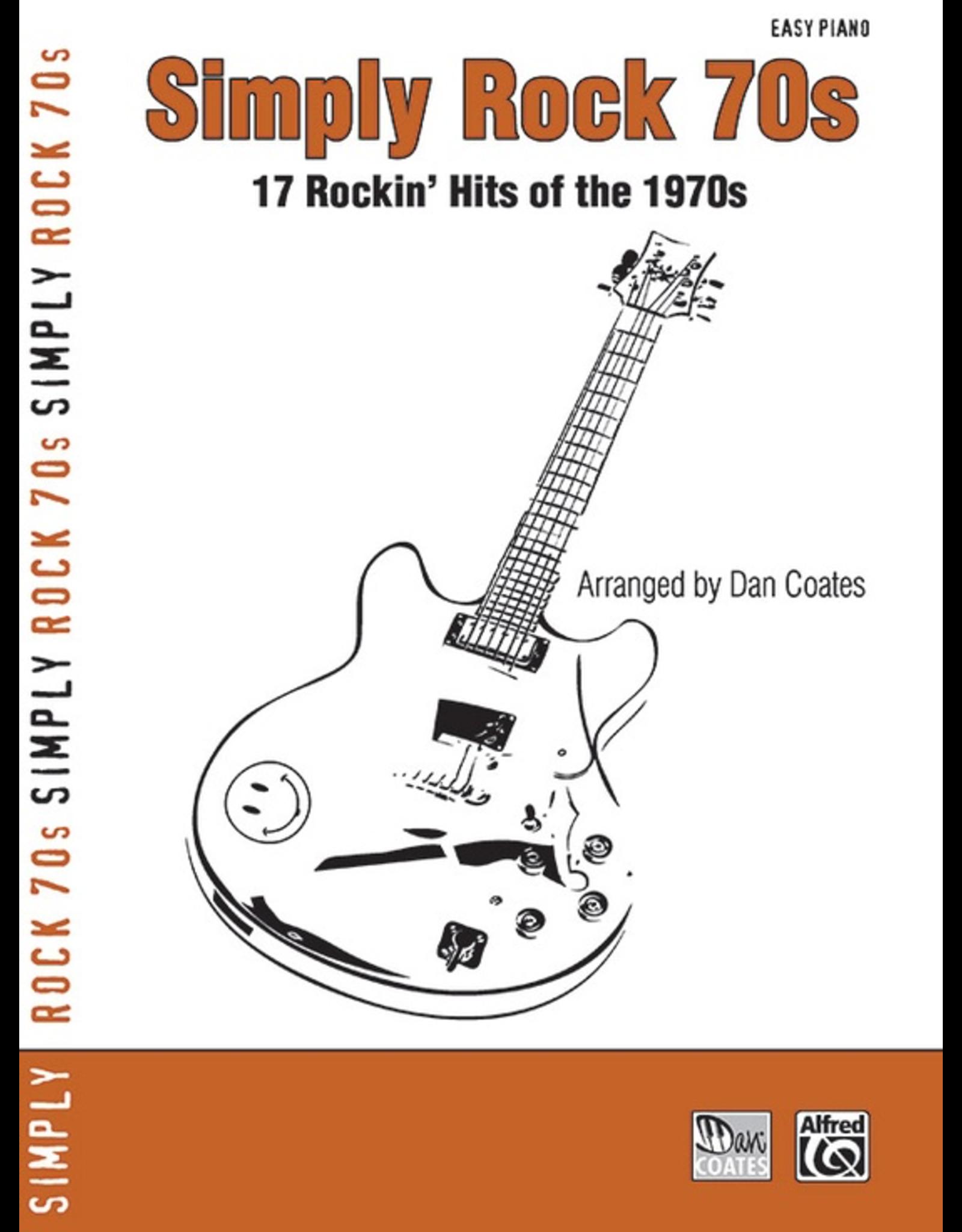 Alfred Simply Rock 70s - Arr. Dan Coates