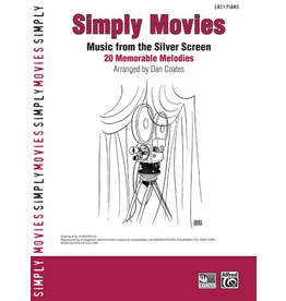 Alfred Simply Movies arr. Dan Coates