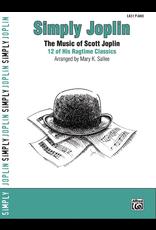Alfred Simply Joplin - arr. Mary Sallee