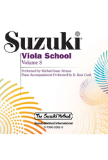 Alfred Suzuki Viola School CD, Volume 8 Performed by Michael Isaac Strauss