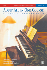 Alfred Alfred's Adult All-in-One Course, Book 2