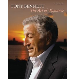 Alfred Art of Romance by Tony Bennett PVC