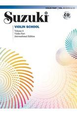 Alfred Suzuki Violin School Volume 6 Book and CD (Revised)