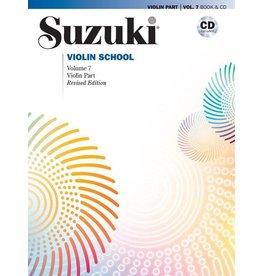 Alfred Suzuki Violin School Volume 7 Violin Part with CD