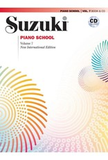 Alfred Suzuki Piano School Volume 7 New International Edition with CD