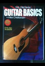 Chesbro Music Original Guitar Basics by Mike Christiansen
