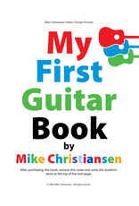 Chesbro Music My First Guitar Book by Mike Christiasen