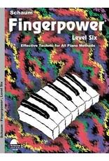 Hal Leonard Schaum Fingerpower Level 6