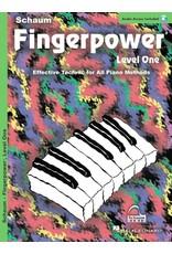 Hal Leonard Schaum Fingerpower Level 1