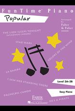 Hal Leonard Funtime Piano Popular Level 3A-3B