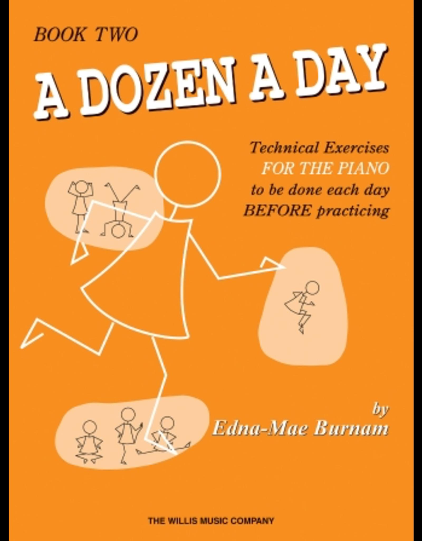 Hal Leonard Dozen a Day Technical Exercises, Book 2