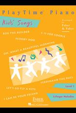 Hal Leonard Playtime Piano Kid's Songs Level 1