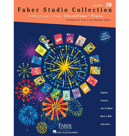 Hal Leonard Faber Studio Collection - Selections from ChordTime Piano Level 2B
