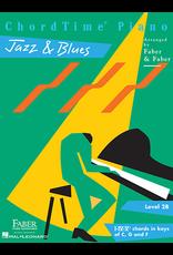 Hal Leonard ChordTime Piano Jazz & Blues Level 2B