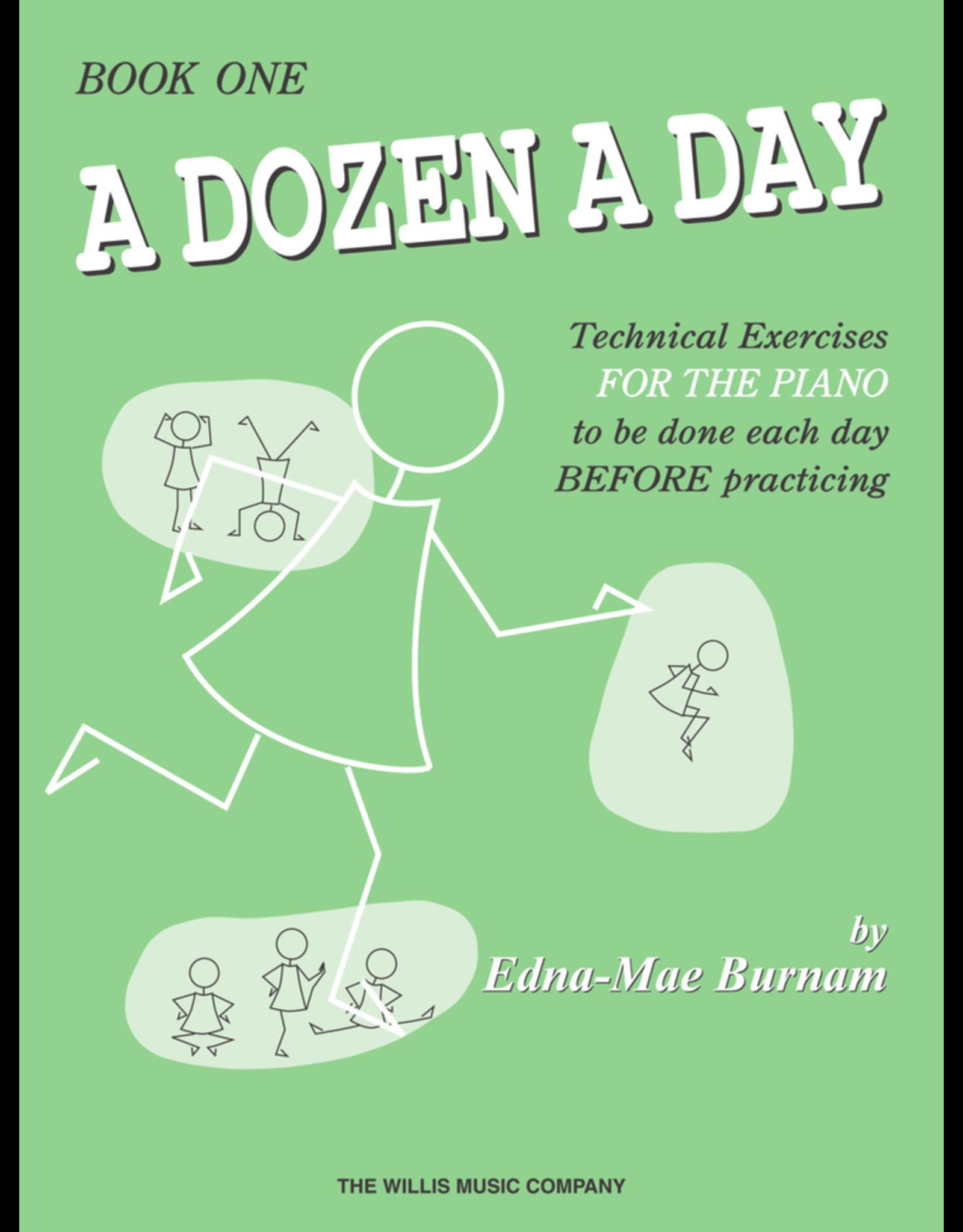 Hal Leonard Dozen a Day Technical Exercises, Book 1