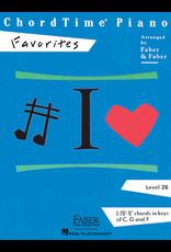 Hal Leonard ChordTime Piano Favorites Level 2B
