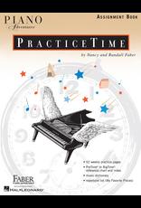 Hal Leonard Piano Adventures PracticeTime Assignment Book