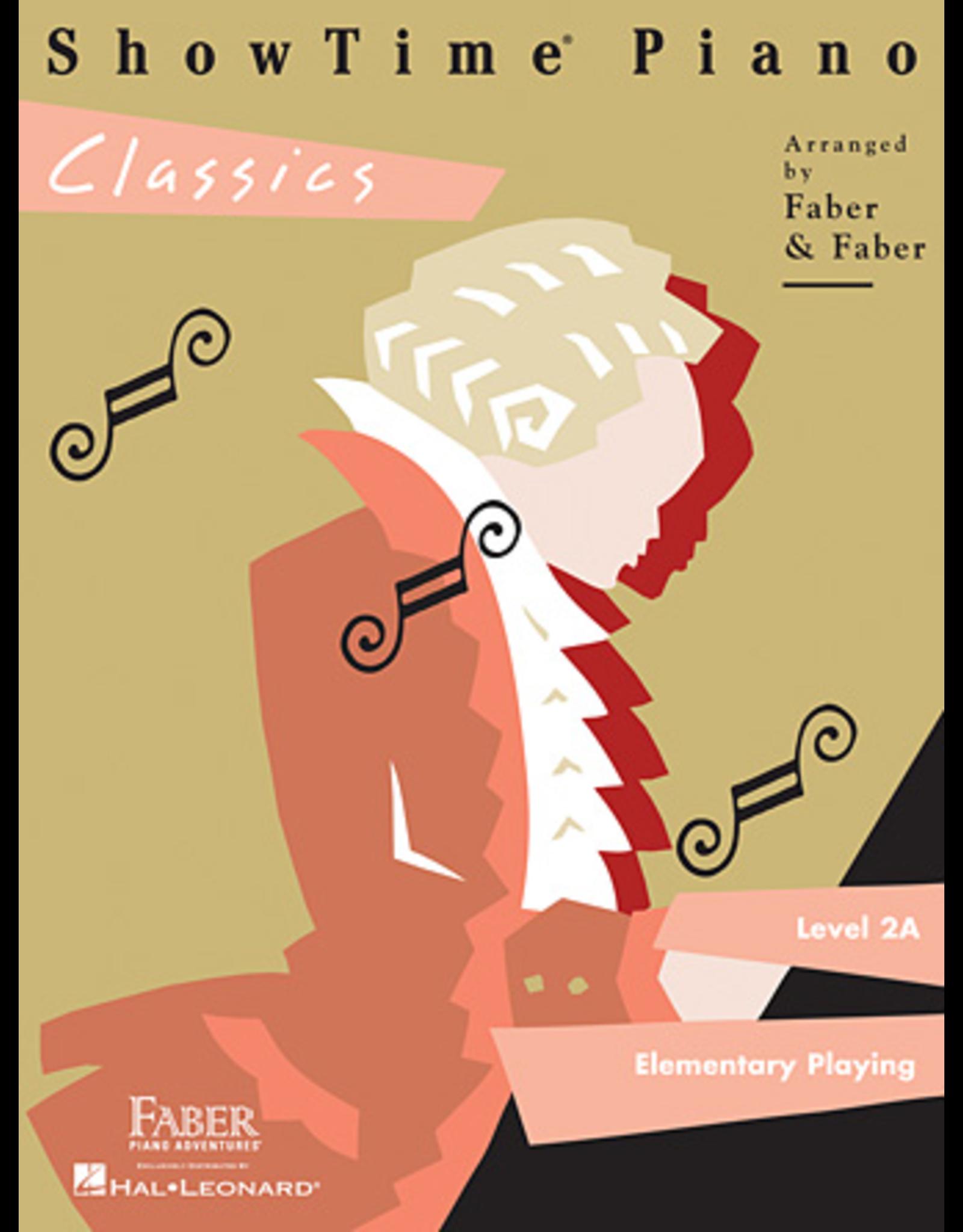 Hal Leonard ShowTime Piano Classics Level 2A