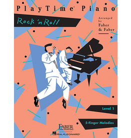 Hal Leonard PlayTime Piano Rock n' Roll Level 1