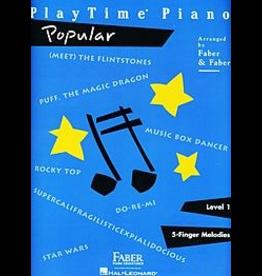 Hal Leonard PlayTime Piano Popular Level 1