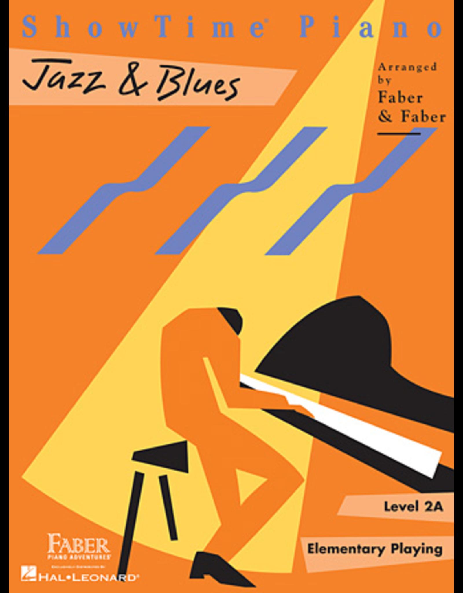 Hal Leonard ShowTime Jazz & Blues Level 2A