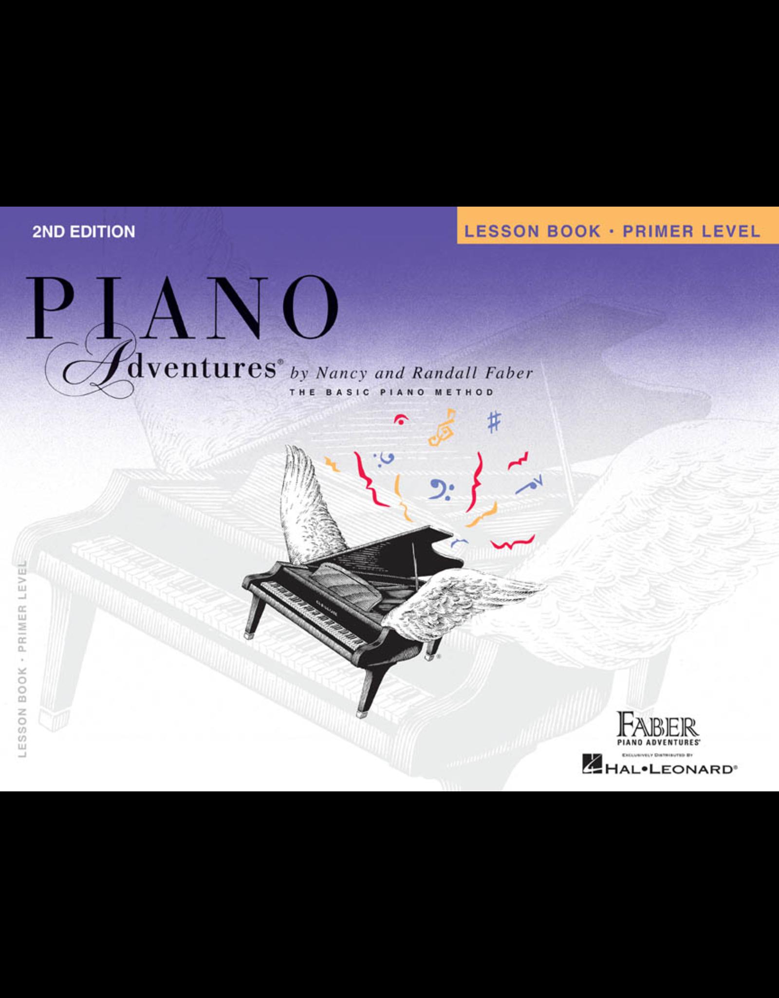 Hal Leonard Piano Adventures Lesson Primer Level # *