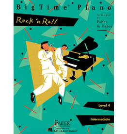 Hal Leonard BigTime Piano Rock 'n Roll Level 4
