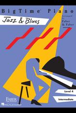 Hal Leonard BigTime Piano Jazz & Blues Level 4
