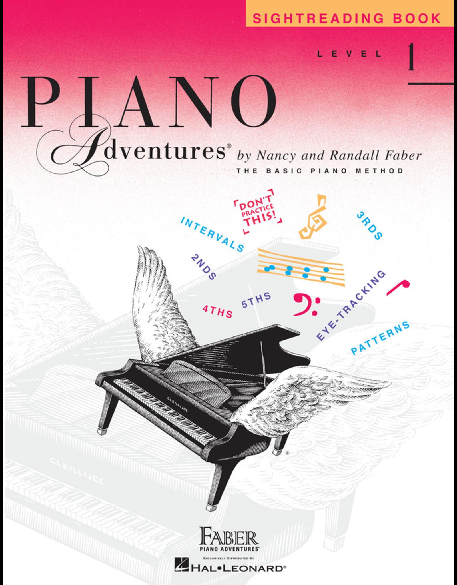 Hal Leonard Piano Adventures Sightreading Book Level 1 *