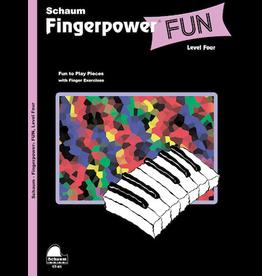 Hal Leonard Schaum Fingerpower Fun Level 4