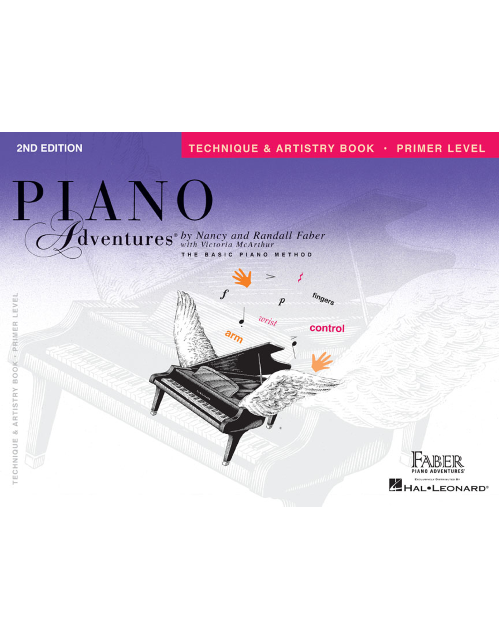 Hal Leonard Piano Adventures Technique and Artistry Primer Level *