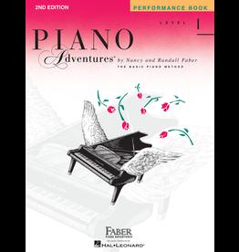 Hal Leonard Piano Adventures Performance Level 1 *