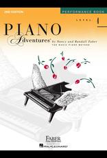 Hal Leonard Piano Adventures Performance Book Level 4 *