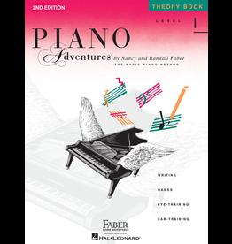 Hal Leonard Piano Adventures Theory Level 1 *
