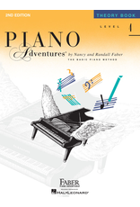 Hal Leonard Piano Adventures Theory level 4 *